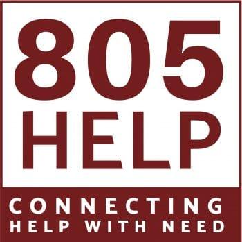 805 Help Logo