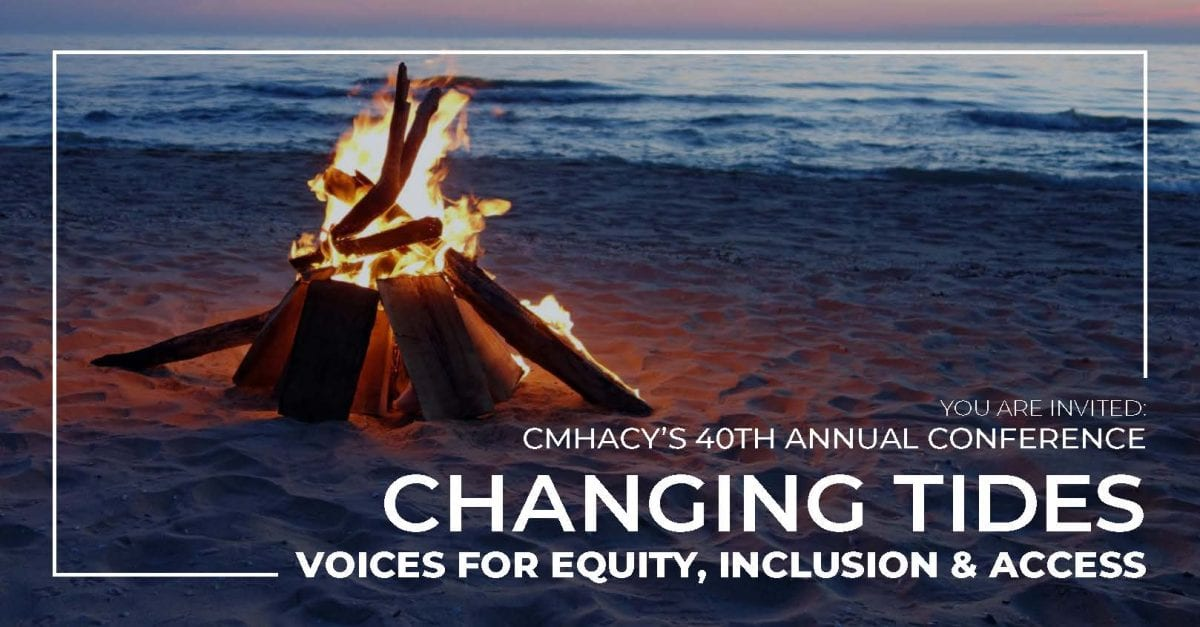CMHACY 40th Annual Conference Changing Tides