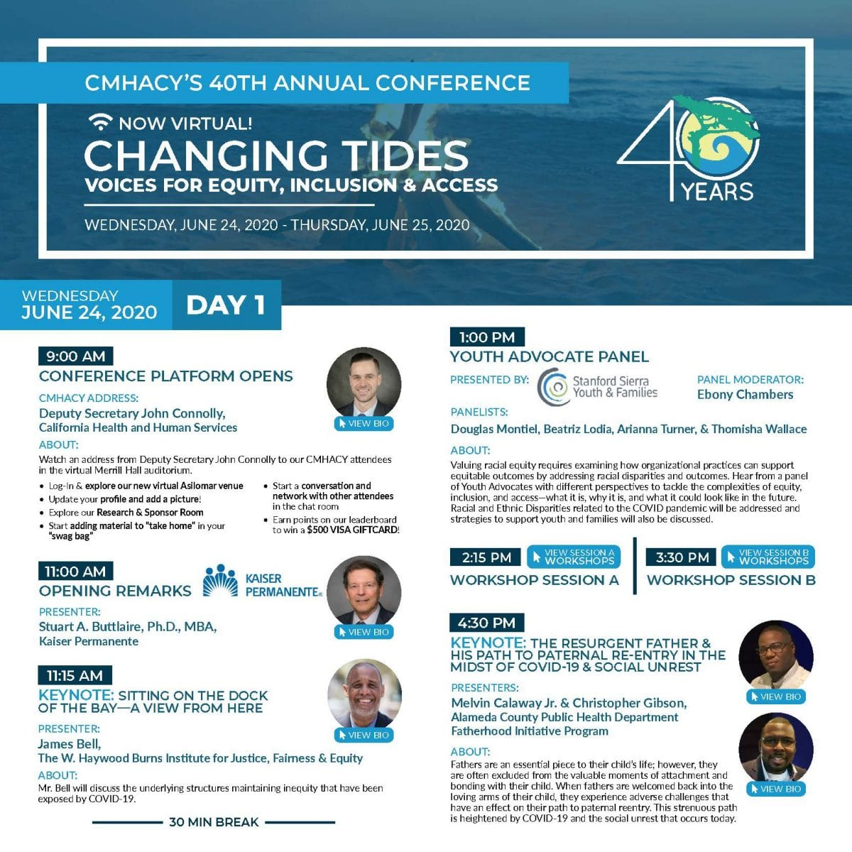 CMHACY 40th Annual Conference