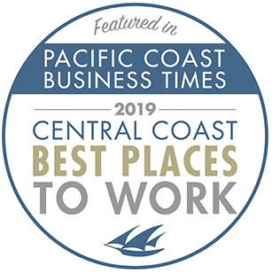 Central Coast Best Places to Work 2019