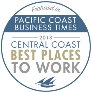 Central Coast Best Places to Work 2018