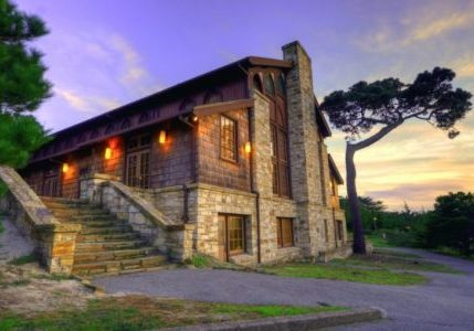 Asilomar Merrill Hall